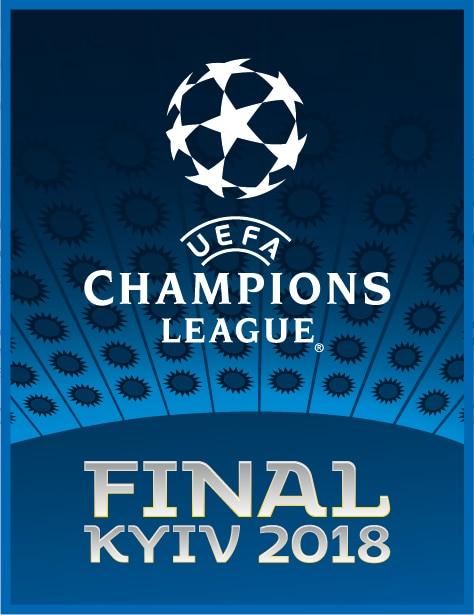 2018 UEFA Champions League Final Kyiv Logo