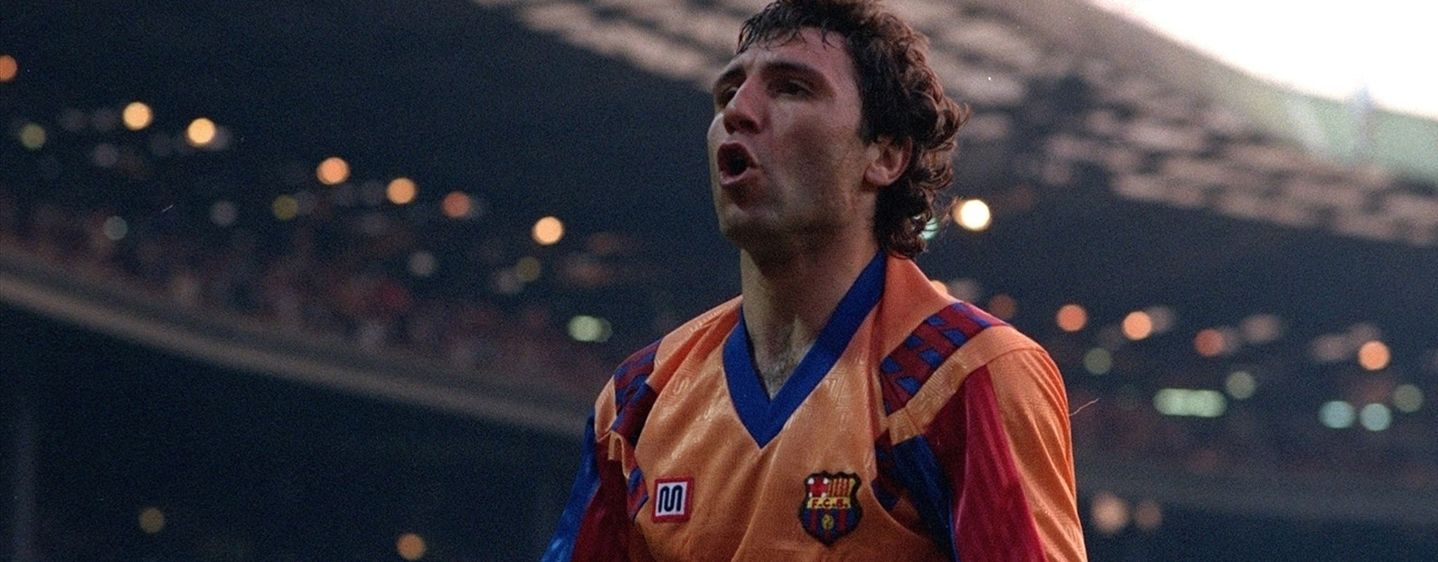 Hristo Stoichkov at 50: stars pay tribute