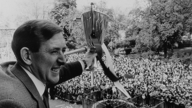 Blanchflower remembered fondly at Spurs