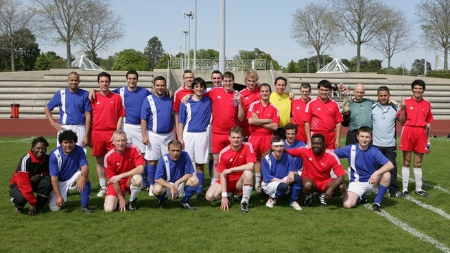 UEFA welcomes Special Olympics Football Week