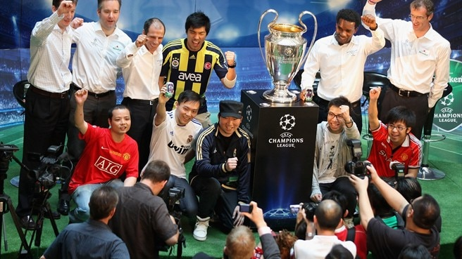 Asia Trophy Tour hits the heights