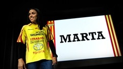 Tyresö keep Marta for European bow