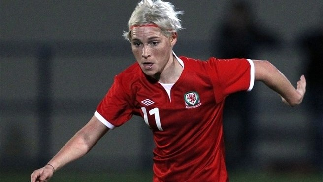 Wales captain Fishlock on Seattle, Harvey and Solo