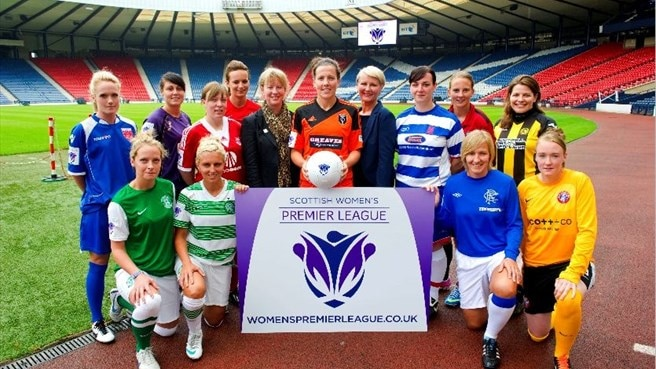 UEFA helps Scottish women's game