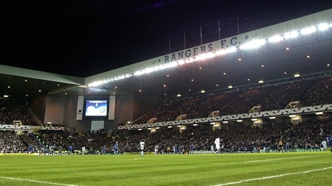 Glasgow unites to honour Ibrox disaster victims