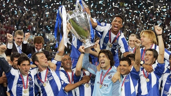 Image result for champions league final 2004