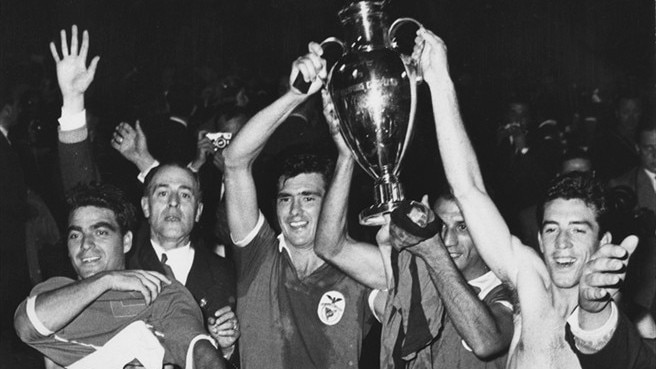 Image result for Benfica champions league win in 1962