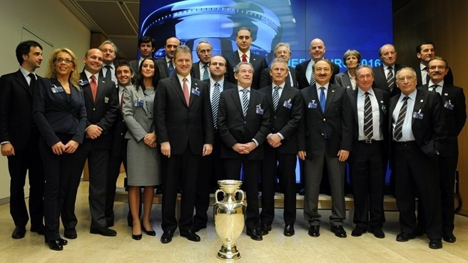 EURO 2016 bid evaluation reports out