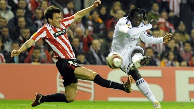 Athletic reel in visiting Anderlecht