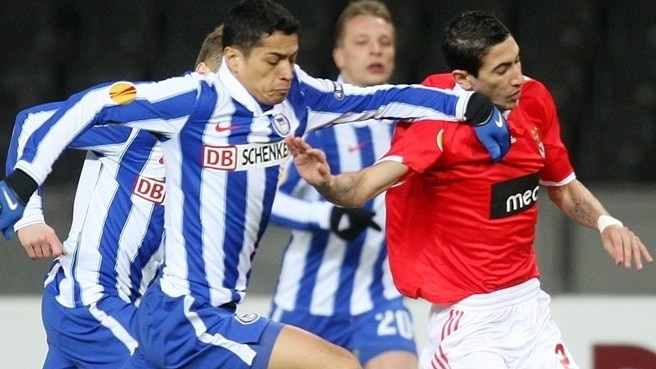 Hertha belie form to hold Benfica