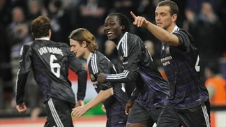 Anderlecht trio pay tribute to Lukaku