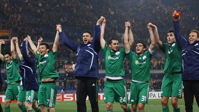 Panathinaikos line up double chance