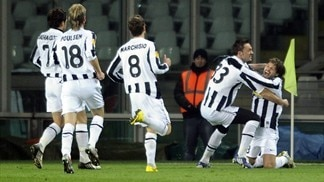 Juventus establish useful lead