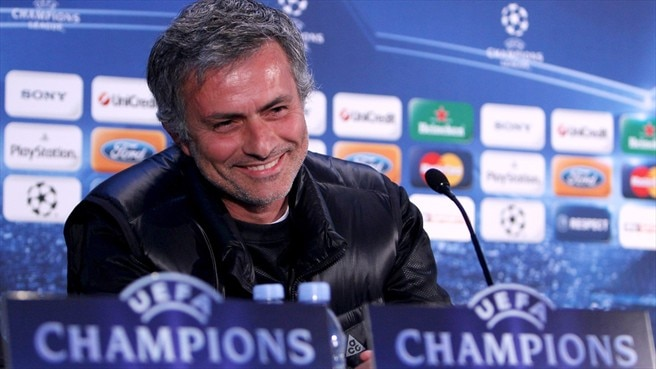 Press conference: Ancelotti, Malouda and Mourinho - Chelsea v Internazionale