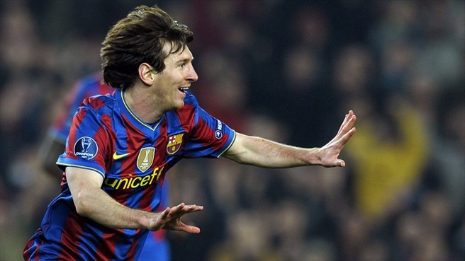 Messi thrives as CSKA come good