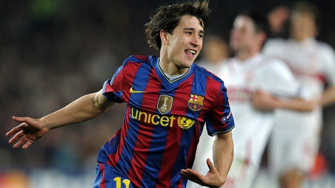 Bojan hoping to give Gunners both barrels