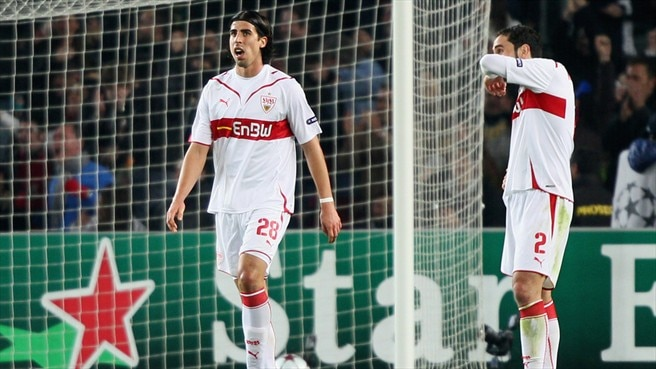 Stuttgart learn from Messi defeat