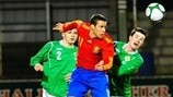 Juan Bernat (Spain) & Ryan McLaughlin & Matthew Ball (Northern Ireland)
