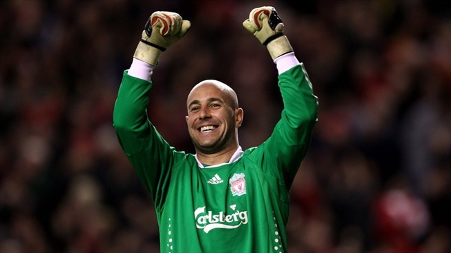 Reina signs six-year Anfield deal