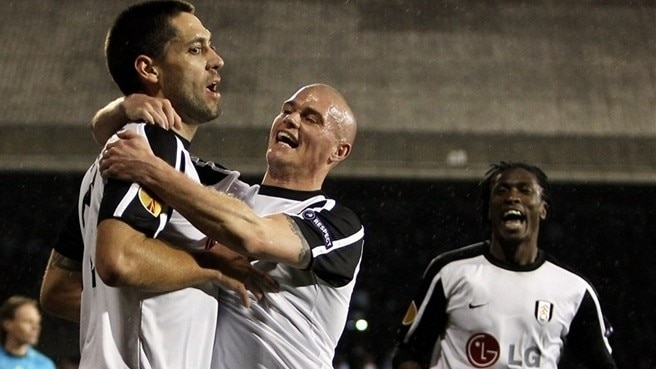 Fulham show of character thrills Dempsey