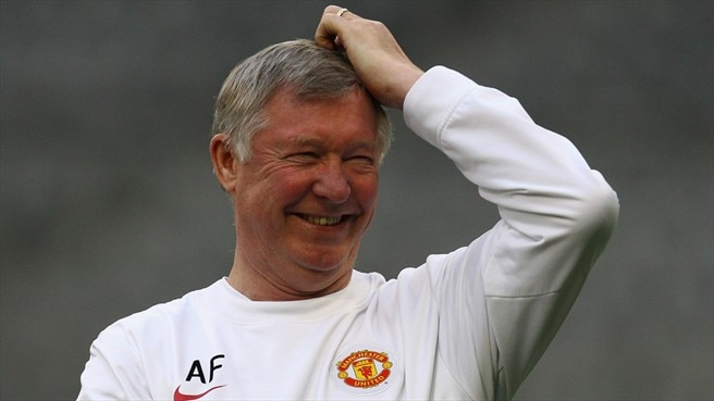 Sir Alex delighted with Rangers reunion
