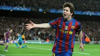Classics: Arsenal spellbound by Messi magic