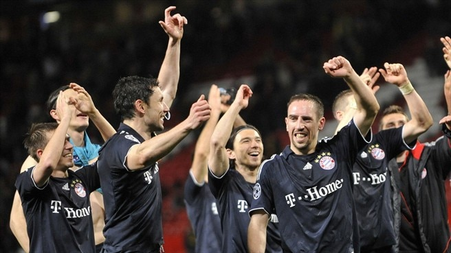 Van Gaal relishes Bayern revival
