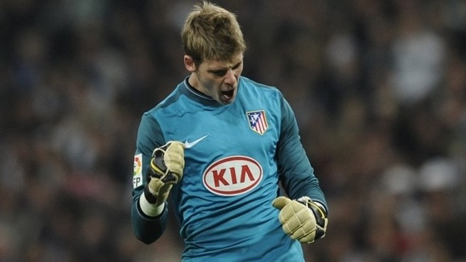Atlético trust in youthful De Gea