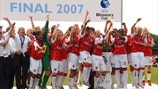Watch Arsenal Ladies win Women's Cup