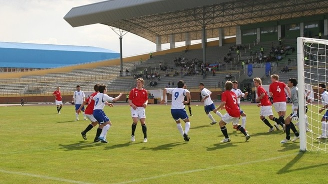 Norway v Azerbaijan Under-19