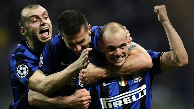 Impressive Inter leave Barça on the ropes