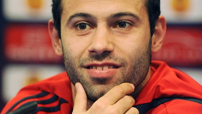 Mascherano gives Atlético test top billing