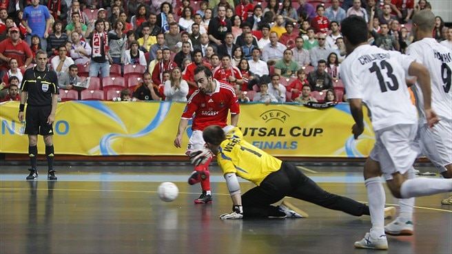 Ricardinho's keys to futsal success