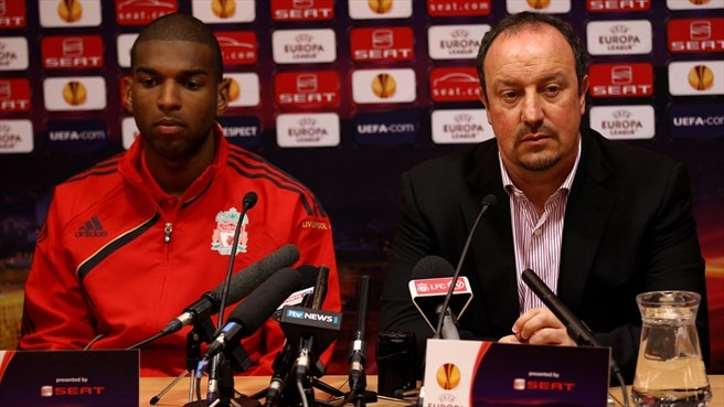 Babel eager to grasp striking chance