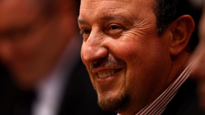 Benítez stays positive as pressure mounts