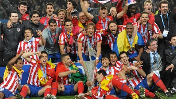 Atlético crown historic campaign