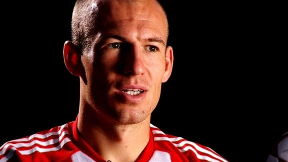 Bayern's Robben eager to seize the day