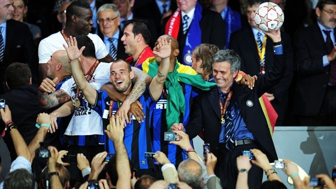 Sneijder: Friendship on hold for Mourinho reunion