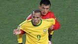 Luis Fabiano in focus