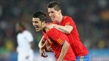 David Villa & Fernando Torres (Spain)