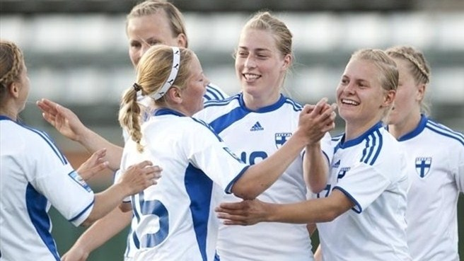 Finland's women footballers aiming for a Clean Win