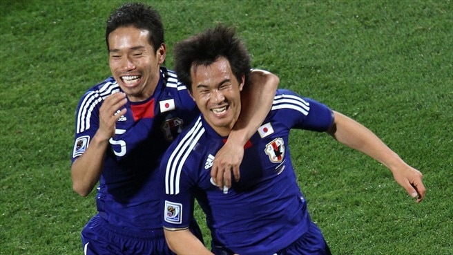 Japan striker Okazaki signs for Stuttgart