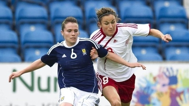 Joanne Love (Scotland) & Julie Rydahl Bukh
