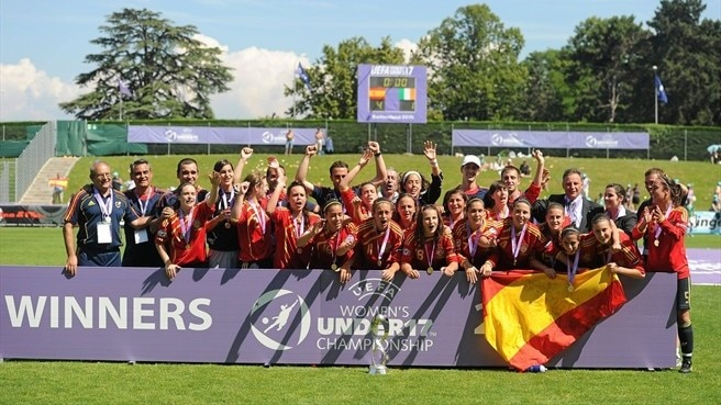 Spain learn Women's U17 draw fate