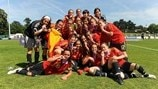 Spain claim maiden Women's U17 crown