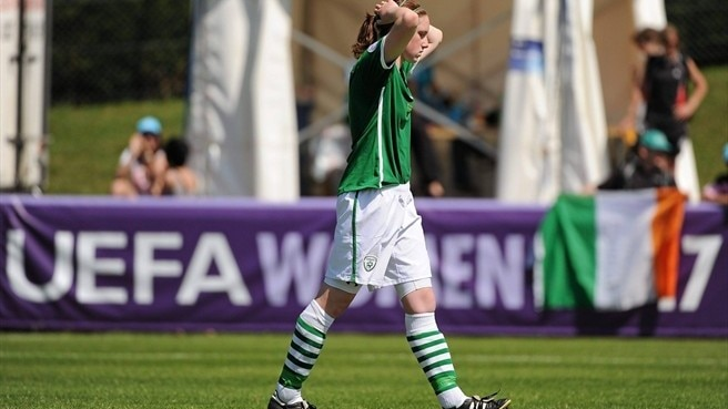 Gleeson learns from Ireland loss