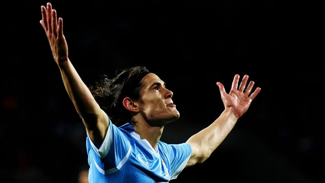 Napoli sign Cavani from Palermo