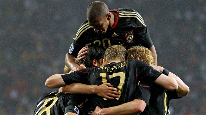 Germany boosted for Belgium trip