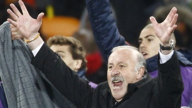 Vicente del Bosque (Spain)