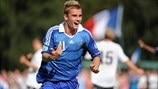 Watch Griezmann score at 2010 Under-19s
